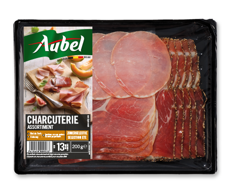 Assortiment Charcuterie - Zomerselectie