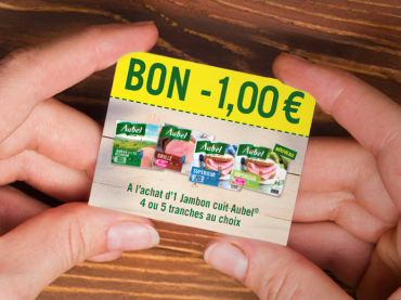 E-coupon Jambon